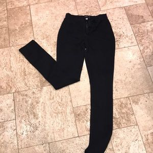 High waisted TALL/LONG skinny jeans